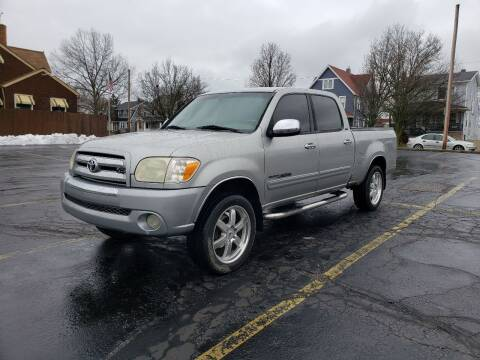 2006 Toyota Tundra for sale at USA AUTO WHOLESALE LLC in Cleveland OH