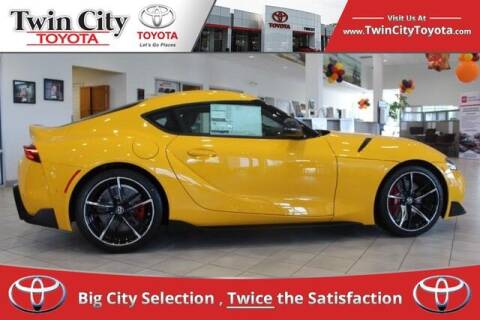 2021 Toyota GR Supra for sale at Twin City Toyota in Herculaneum MO