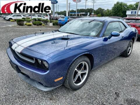 2010 Dodge Challenger for sale at Kindle Auto Plaza in Cape May Court House NJ