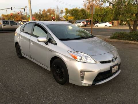 2015 Toyota Prius for sale at All Cars & Trucks in North Highlands CA