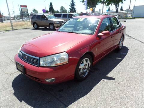 2003 Saturn L-Series for sale at Gold Key Motors in Centralia WA