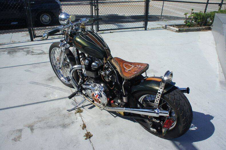 2015 Custom Build Bobber for sale at Dream Machines USA in Lantana FL