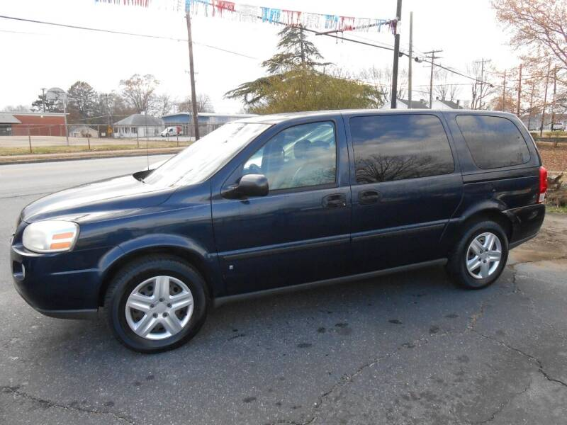 2006 Chevrolet Uplander for sale at granite motor co inc - Granite Motor Co 2 in Hickory NC