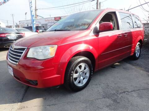 2008 Chrysler Town and Country for sale at Dan Kelly & Son Auto Sales in Philadelphia PA