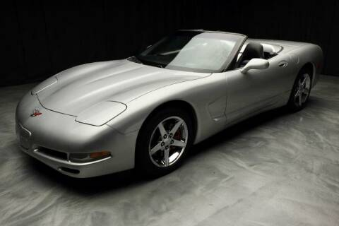 2002 Chevrolet Corvette for sale at Suncoast Sports Cars and Exotics in West Palm Beach FL
