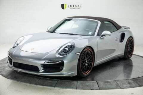 2014 Porsche 911 for sale at Jetset Automotive in Cedar Rapids IA