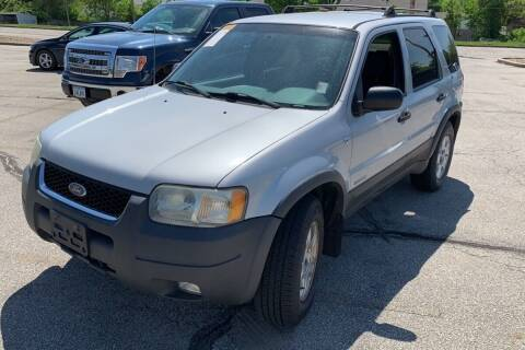2002 Ford Escape for sale at Cannon Falls Auto Sales in Cannon Falls MN