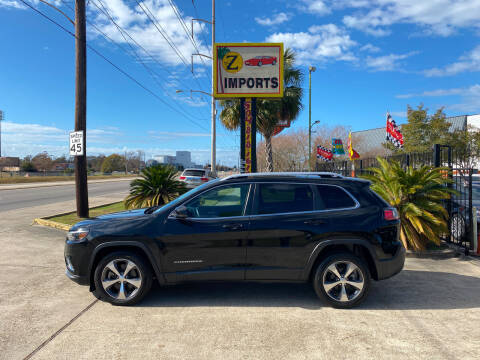 2019 Jeep Cherokee for sale at A to Z IMPORTS in Metairie LA