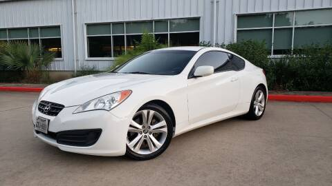 2012 Hyundai Genesis Coupe for sale at Houston Auto Preowned in Houston TX