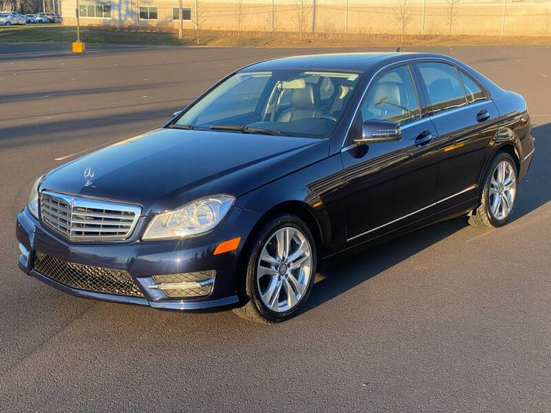 2013 Mercedes-Benz C-Class for sale at P&H Motors in Hatboro PA