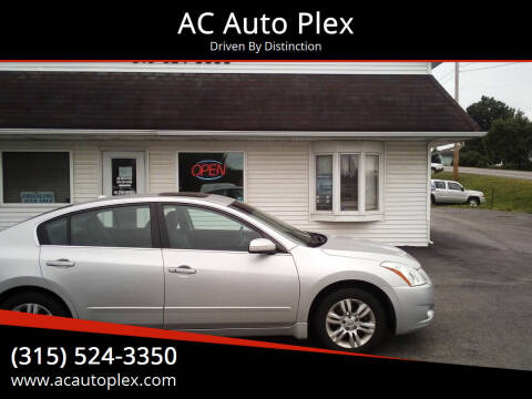 2010 Nissan Altima for sale at AC Auto Plex in Ontario NY