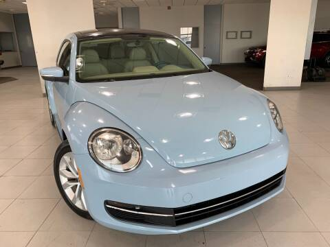 2014 Volkswagen Beetle for sale at Auto Mall of Springfield in Springfield IL