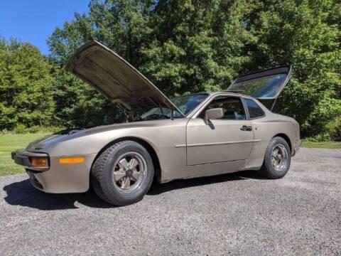 1984 Porsche 944 for sale at Classic Car Deals in Cadillac MI