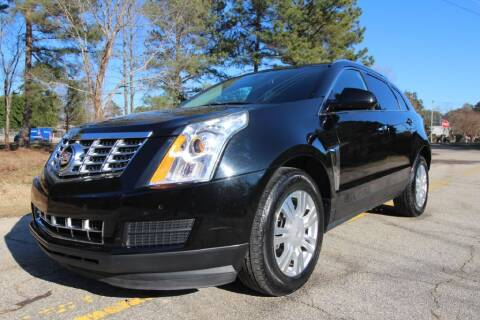 2013 Cadillac SRX for sale at Oak City Motors in Garner NC
