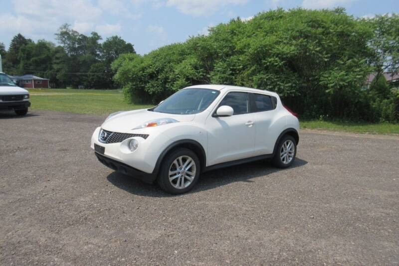 2013 Nissan JUKE for sale at Clearwater Motor Car in Jamestown NY