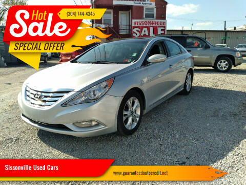 2013 Hyundai Sonata for sale at Sissonville Used Cars in Charleston WV