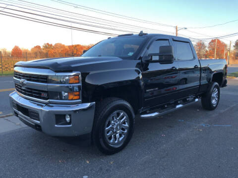2016 Chevrolet Silverado 3500HD for sale at Vantage Auto Group - Vantage Auto Wholesale in Lodi NJ