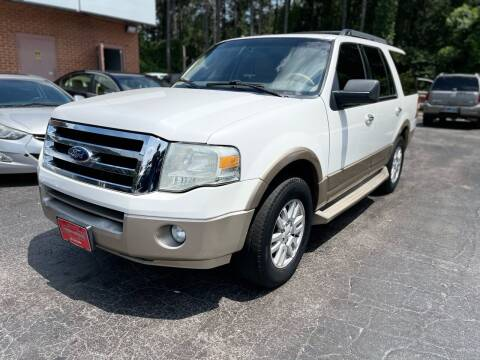2011 Ford Expedition for sale at Magic Motors Inc. in Snellville GA