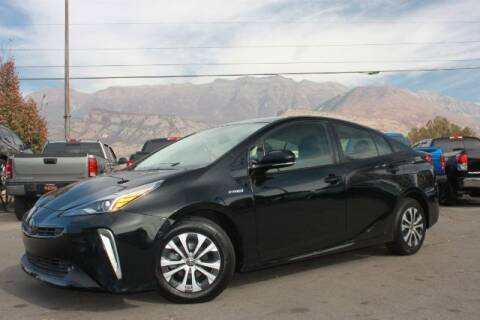 2019 Toyota Prius for sale at REVOLUTIONARY AUTO in Lindon UT