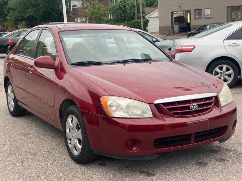 2006 Kia Spectra for sale at IMPORT Motors in Saint Louis MO