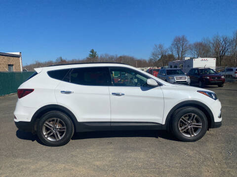 2017 Hyundai Santa Fe Sport for sale at 57 AUTO in Feeding Hills MA