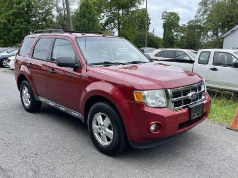 2010 Ford Escape for sale at High Performance Motors in Nokesville VA