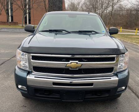 2011 Chevrolet Silverado 1500 for sale at Select Auto Brokers in Webster NY