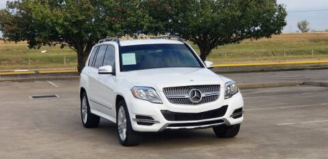 2015 Mercedes-Benz GLK for sale at America's Auto Financial in Houston TX