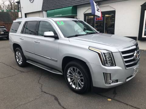 2015 Cadillac Escalade for sale at Auto Sales Center Inc in Holyoke MA