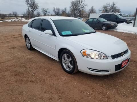 2010 Chevrolet Impala for sale at Best Car Sales in Rapid City SD