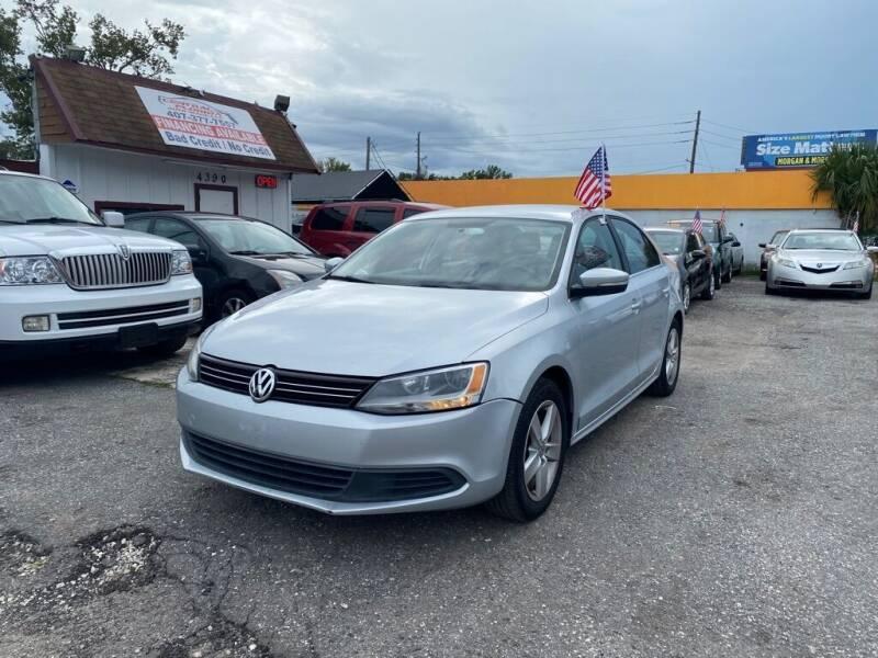 2014 Volkswagen Jetta for sale at CENTRAL FLORIDA AUTO MART LLC in Orlando FL
