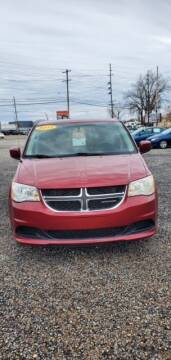 2011 Dodge Grand Caravan for sale at Wallers Auto Sales LLC in Dover OH