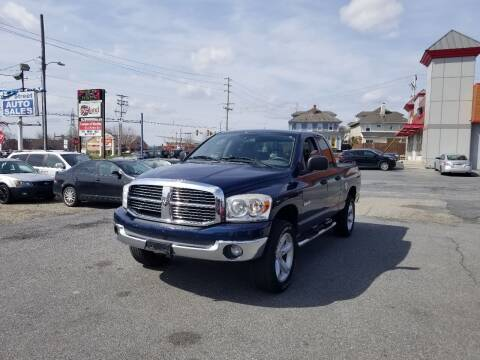 2008 Dodge Ram Pickup 1500 for sale at 25TH STREET AUTO SALES in Easton PA
