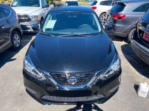 2019 Nissan Sentra for sale at J Franklin Auto Sales in Macon GA