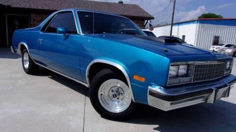 1982 Chevrolet El Camino for sale at Classic Car Deals in Cadillac MI