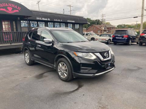 2017 Nissan Rogue for sale at Savannah Motors in Belleville IL