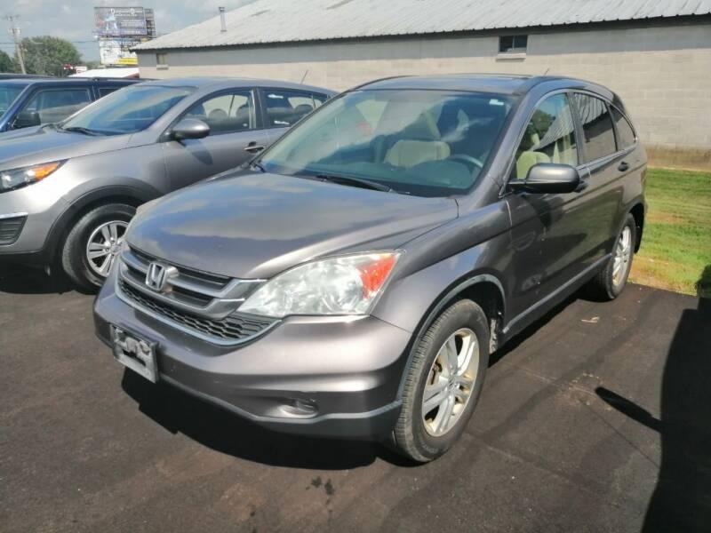 2011 Honda CR-V for sale at KRIS RADIO QUALITY KARS INC in Mansfield OH