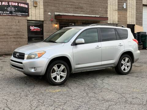 2007 Toyota RAV4 for sale at Innovative Auto Group in Little Ferry NJ