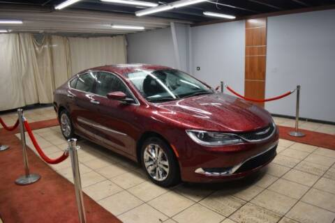 2016 Chrysler 200 for sale at Adams Auto Group Inc. in Charlotte NC