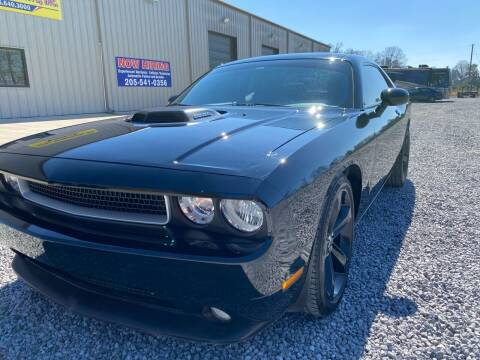 2014 Dodge Challenger for sale at Alpha Automotive in Odenville AL