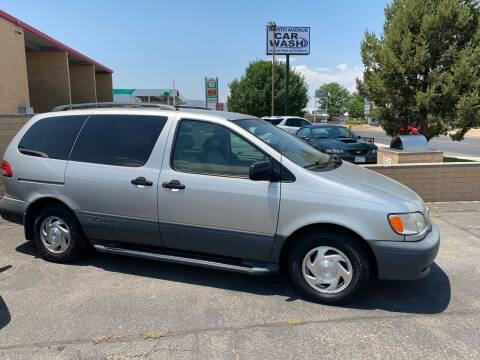 2001 Toyota Sienna for sale at Dan's Auto Sales in Grand Junction CO