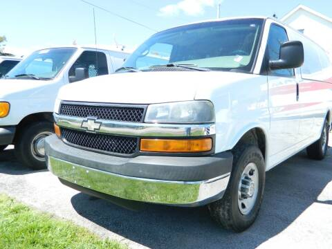 2008 Chevrolet Express Cargo for sale at Auto House Of Fort Wayne in Fort Wayne IN