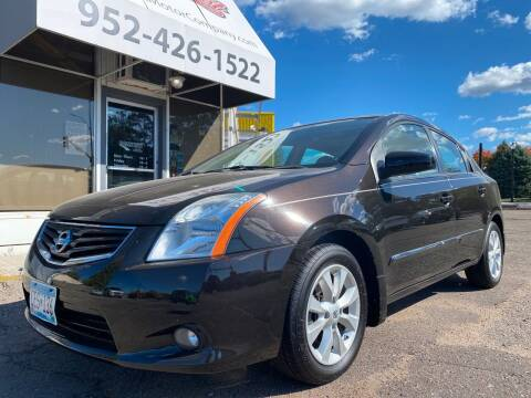 2011 Nissan Sentra for sale at Mainstreet Motor Company in Hopkins MN