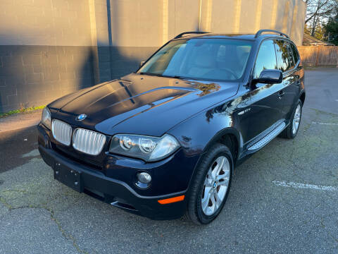 2008 BMW X3 for sale at APX Auto Brokers in Lynnwood WA