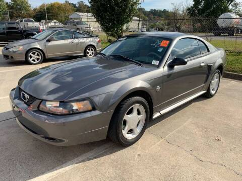 2004 Ford Mustang for sale at Diana Rico LLC in Dalton GA