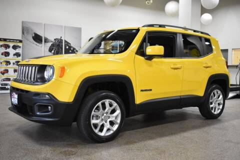 2017 Jeep Renegade for sale at DONE DEAL MOTORS in Canton MA