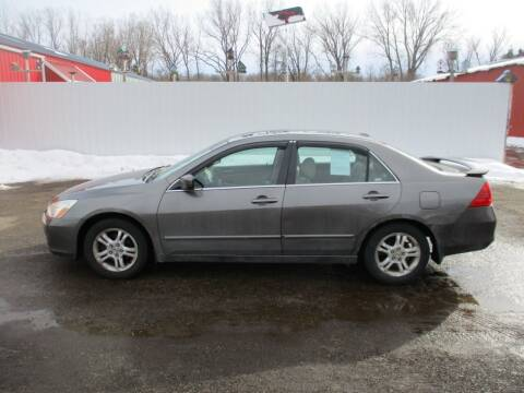 2007 Honda Accord for sale at Chaddock Auto Sales in Rochester MN