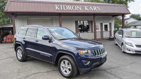 2014 Jeep Grand Cherokee for sale at Kidron Kars INC in Orrville OH