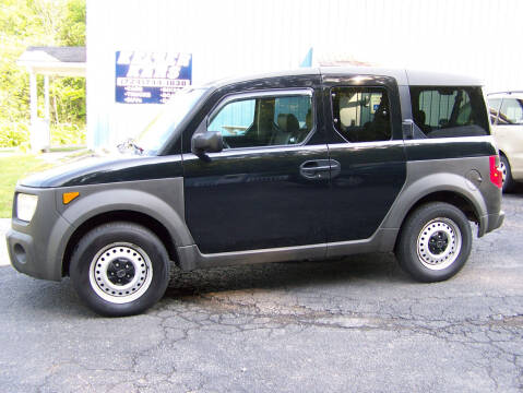 2003 Honda Element for sale at Keiter Kars in Trafford PA