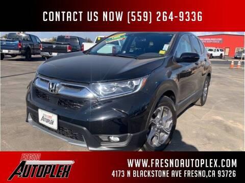 2017 Honda CR-V for sale at Carros Usados Fresno in Clovis CA
